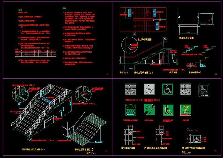 293 Best Autocad Images On Pinterest Floor Plans Arquitetura And