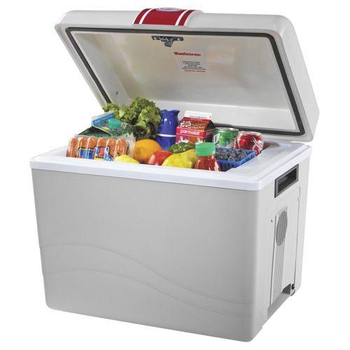 Koolatron Travel Saver 42-Litre Cooler (P95) - Grey   - Online Only