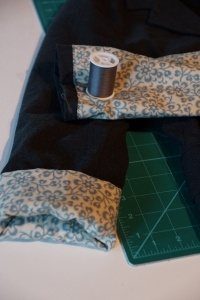 Tutoriel: Refaire l'intérieur des manches d'un veston