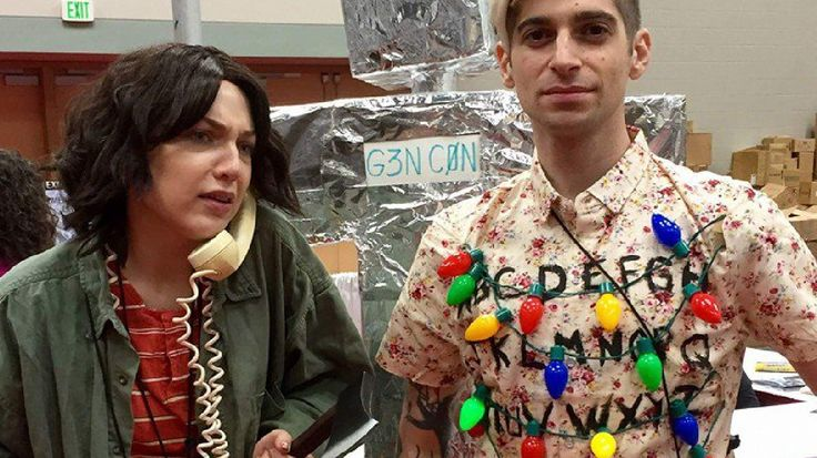 These Stranger Things cosplayers are as amazing as they are quick to the game