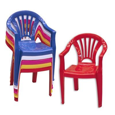 Mobiliario mesas rectangulares para adultos y para ni os for Sillas de plastico de diseno