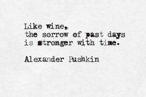 Alexander Pushkin                                                       …