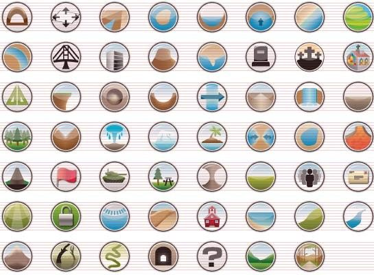 Map Pin In A Map Free Vector Instantshift Beautiful Free: 95 Best Images About Map Symbol On Pinterest