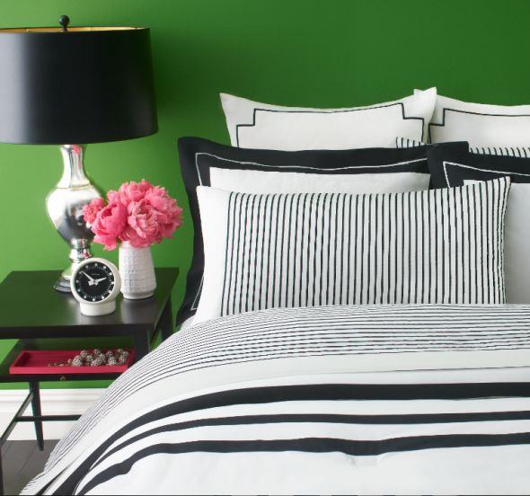 Kate Spade Bedding from rusticweddingchic.com