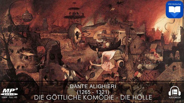 Hörbuch: Die göttliche Komödie - Die Hölle von Dante Alighieri   Komplet...
