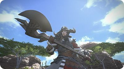 The Marauder is a unique and interesting class in Final Fantasy XIV: A Realm Reborn in that it's a tank but doesn't play like one. If you just need one clear sentence for what the Marauder is.