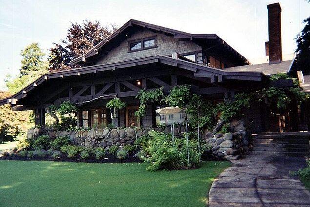 1914 Japanese style craftsman bungalow