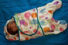 Huevito de abrigo para bebes