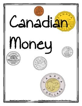This is a set of CANADIAN printable coins to use in math for cutting and pasting or laminating!Includes:Loonie, Toonie, Nickle, dime, penny and 25cents