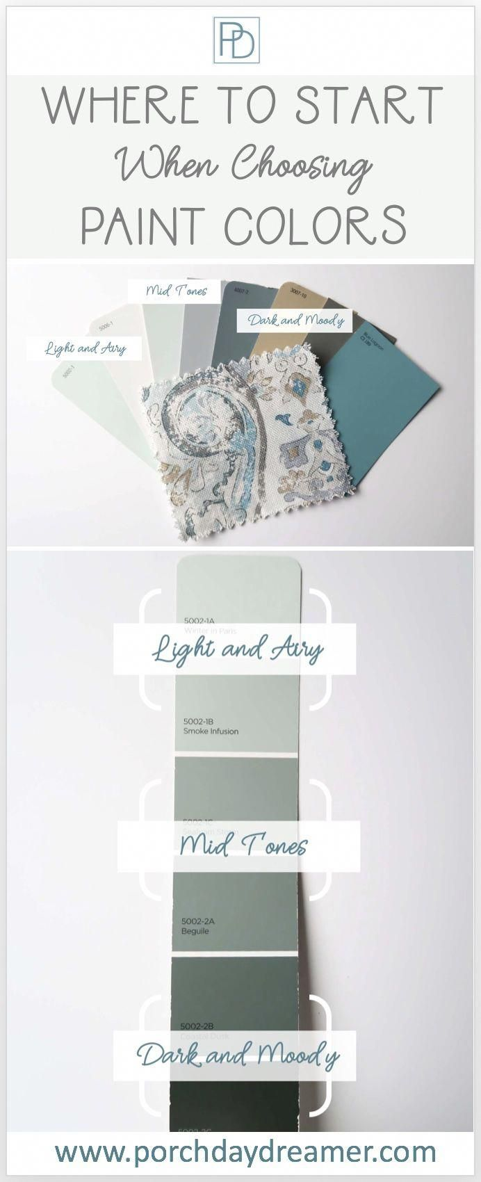 Stop Worrying And Pick A Paint Color Home Improvement Pinterest