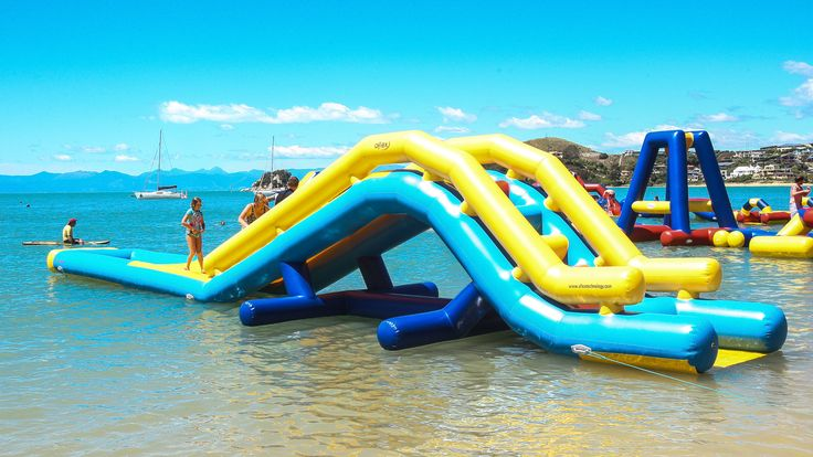 Splash Over (Aqua Adventure)