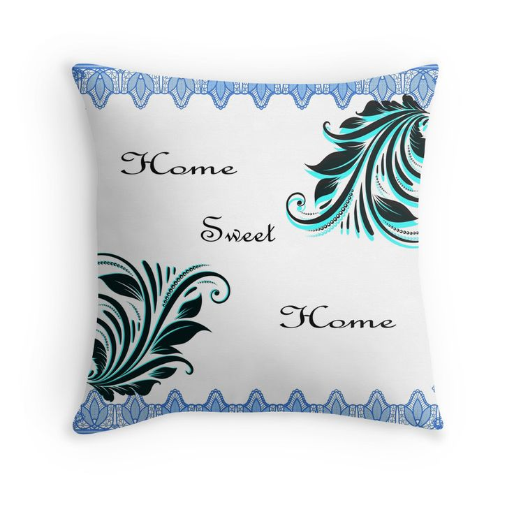 Home Sweet Home - Duvet, Pillow, Tote bags Wall Tapestry and more. Buy 2 and get 15% off