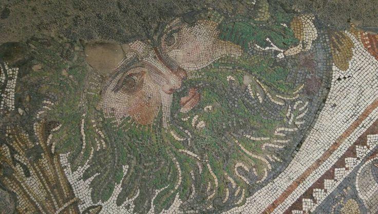 Büyük Saray Mozaikleri Müzesi binası, üzerine Sultanahmet Camii Çarşısı'nın yapıldığı Büyük Saray'ın (Bukaleon Sarayı), tabanı mozaiklerle kaplanmış olan peristil (ortası açık sütunlu avlu) bölümünün kalıntıları üzerine inşa edilmiştir. Peristilin diğer bölümlerine ait mozaikler de bulundukları yerden müze binasına getirilmiştir. #maximumkart #TürkiyeMüzeleri #Türkiyetarihi #Türkiye #müzehaftası #müze #müzelerhaftası #tarihieserler #tarihiyerler #Turkey #eserler #MozaikMüzesi