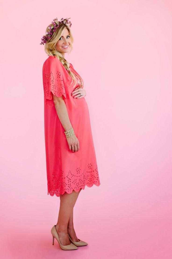 Maternity Valentine Dresses