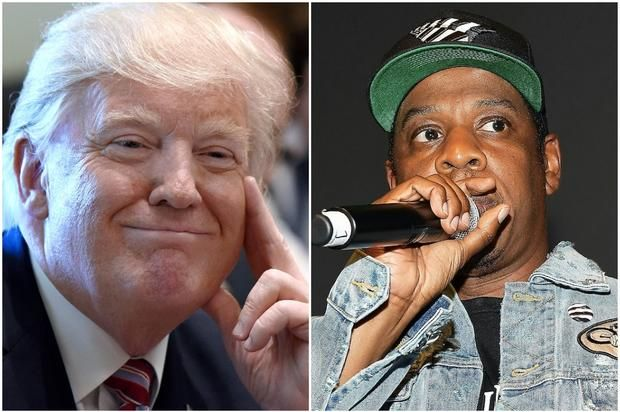 Donald Trump Responds To Jay-Z's Criticism On Twitter Politics as usual.https://www.hotnewhiphop.com/donald-trump-responds-to-jay-zs-criticisms-on-twitter-news.42963.html Go to Source Author: Trevor Smi... http://drwong.live/article/donald-trump-responds-to-jay-zs-criticisms-on-twitter-news-42963-html/