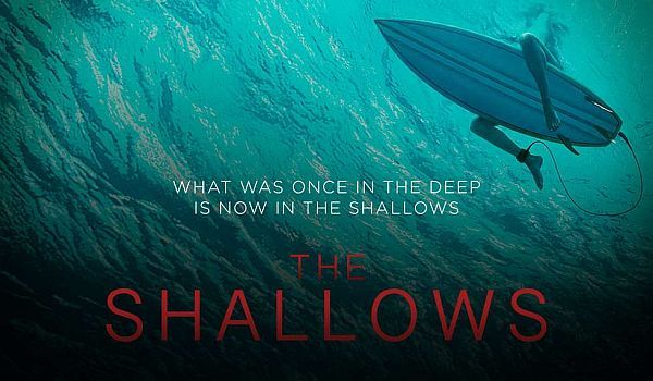 Review: Σε Ρηχά Νερά - The Shallows | FilmBoy