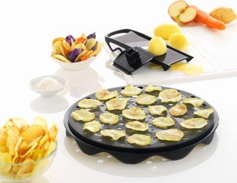 Microwave Chips Maker: Para espíritos de gordo