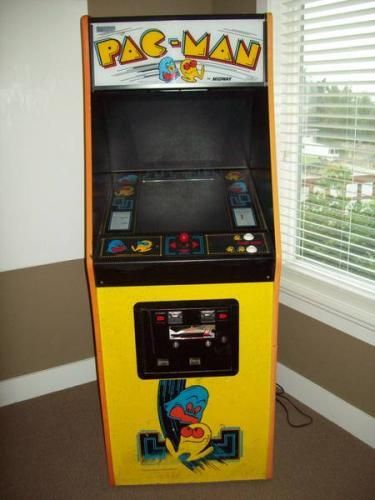 Original Pac-Man | Original PacMan **** Mint Condition***