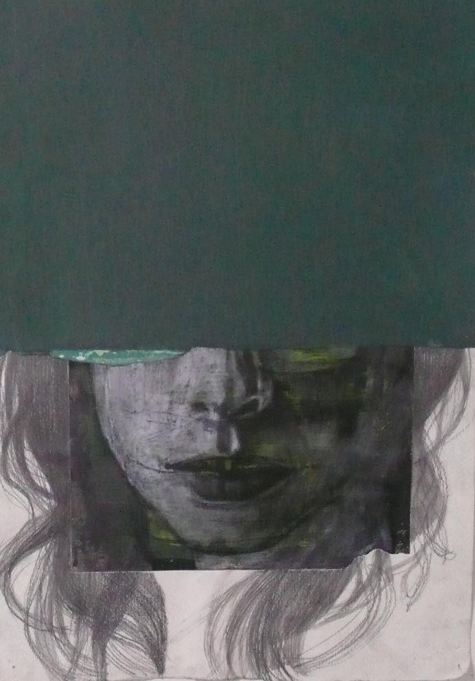 disegno vs pittura / massimiliano fabbri