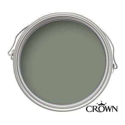 Crown Period Colours Breatheasy Promenade - Flat Matt Emulsion Paint - 40ml Tester