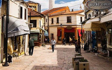 Skopje, Macedonia: a cultural city guide - Telegraph