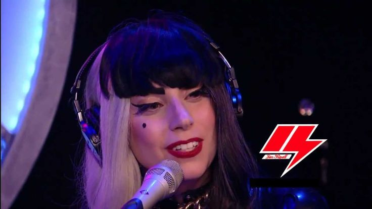 Lady Gaga - Hair - Howard Stern Show.