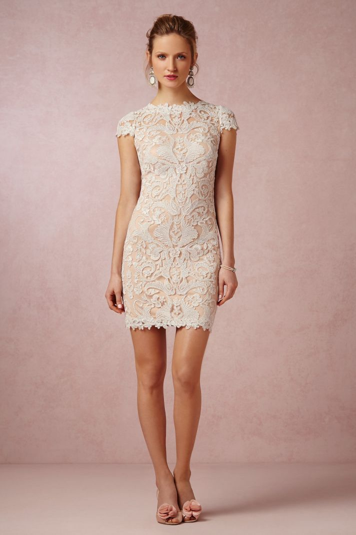 Lillian Reception dress from BHLDN's 2014 collection