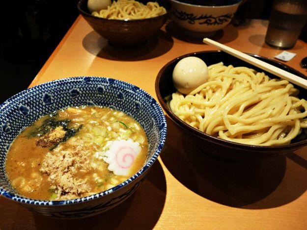 Tokyo Ramen Street's Rokurinsha Makes A Mean Bowl of Tsukemen Noodles | Serious Eats