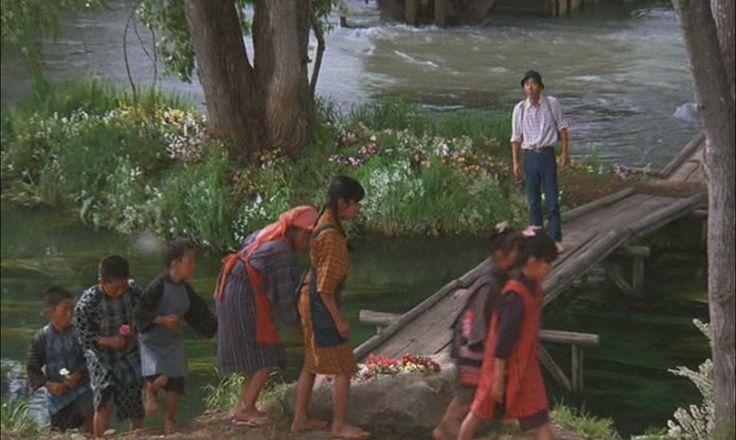 """Yume (1990)  """"Din orice fir de iarba smuls in fuga/ Imi rasucesc pe deget o podoaba."""""""