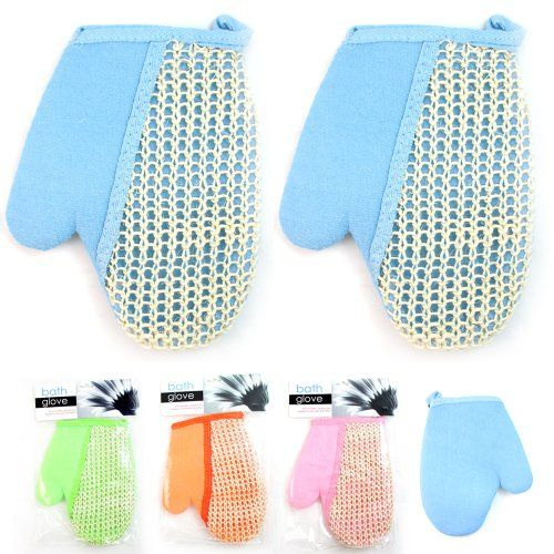 Lot Of 2 Sisal Bath Glove Spa Sponge Loofah Loofa Brush Exfoliating Massager Be Sure To Check Out This Awesome Product This With Images Bath And Body Body Glove Loofah