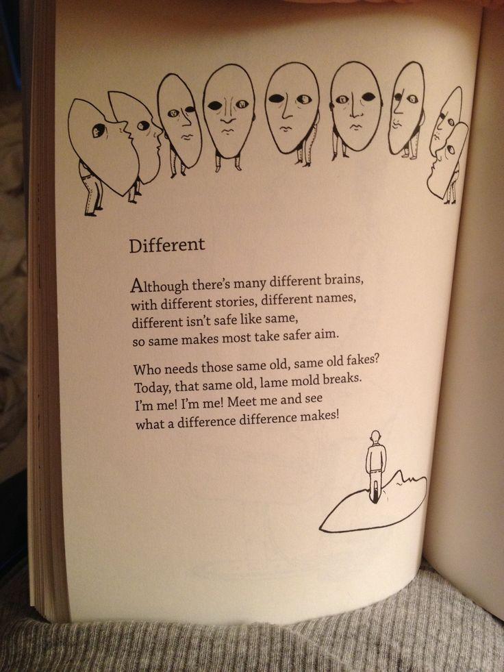 Different - Bo Burnham