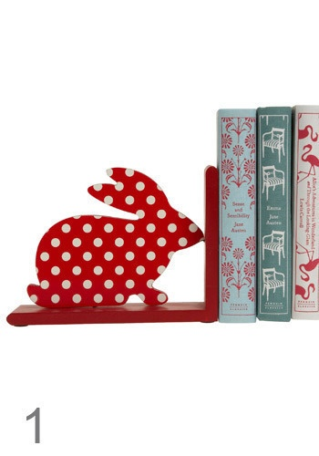 Bookish Creature Book Ends  ModCloth  $18.99