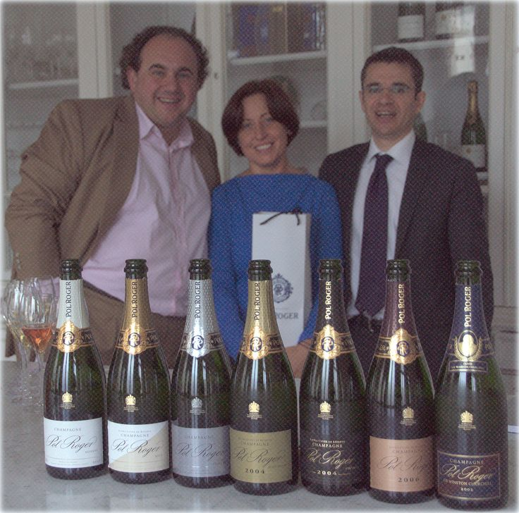 Brand Ambassador visit at Pol Roger in Epernay - meeting with Hubert de Billy - great-great-grandson of Pol Roger and  Hugues Romagnan #pol #roger #champagne #epernay #hubert #de #billy #winston #churchill #champagne #nanamarie #nana #marie #ladyindigo #lady #indigo