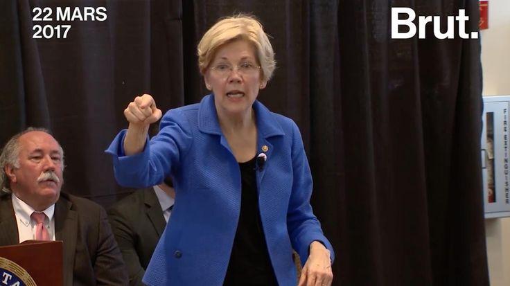 En Europe, Bernie Sanders est connu comme l'un des principaux opposants à la politique de Donald Trump mais Elizabeth Warren, une sénatrice démocrate fait, elle aussi, trembler la MaisonBlanche.