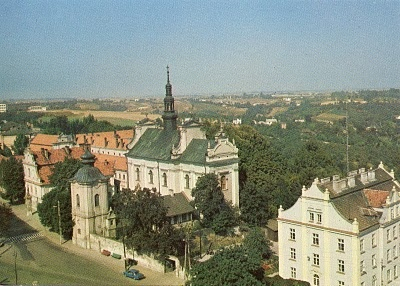 Sandomierz - XVII century church