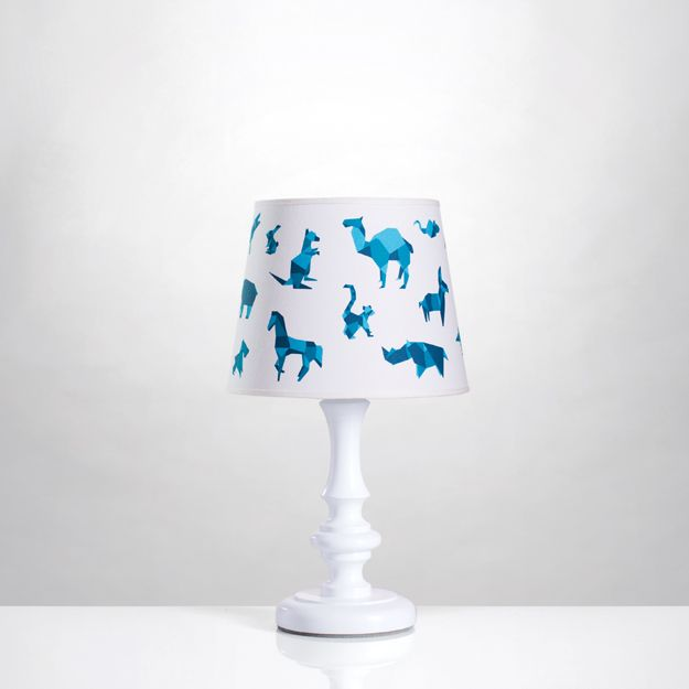 Lampka nocna -projekt dla rodziców i dzieci lubiących bawić się designem