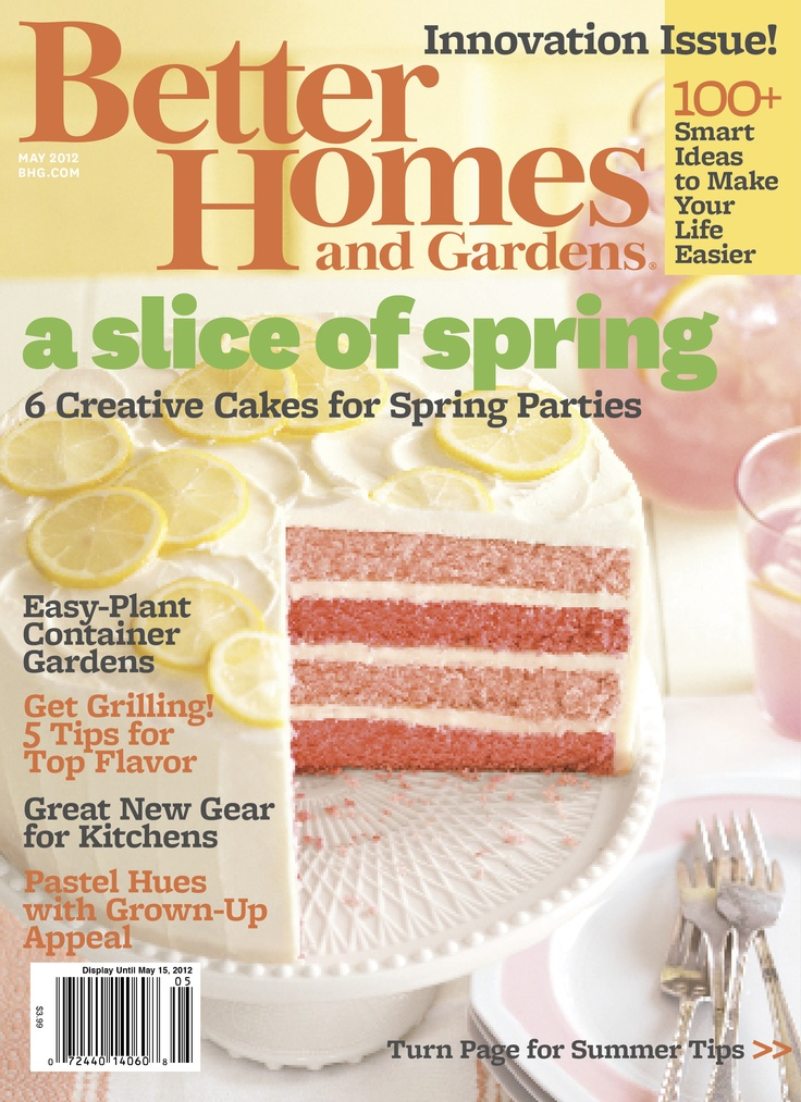 28 Best Better Homes Gardens Images On Pinterest Better Homes And Gardens Magazine Covers