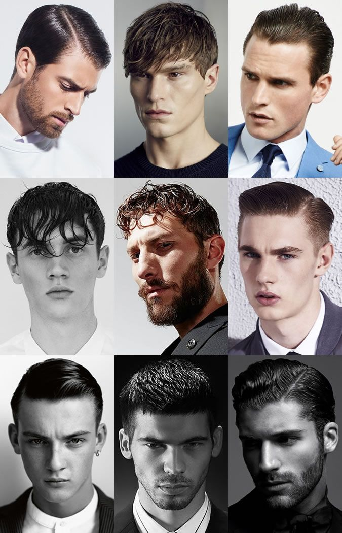 nice Key Herren Frisur Trends aus London Collections: Men SS16 Check more at http://frisuren-haarstyle.com/key-herren-frisur-trends-aus-london-collections-men-ss16/