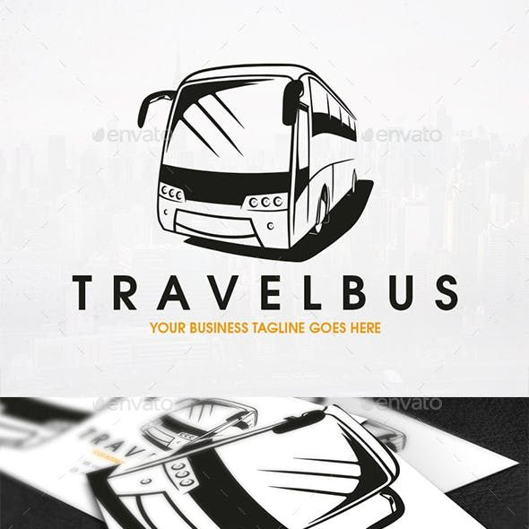 Travel Bus Logo Template Logo Templates Templates Logos