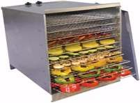 #Proprocessor offers the most excellent multifunctional and user friendly commercial dehydrator at reasonable prices. Now create your own home-made vegetable chips and more by using this equipment.