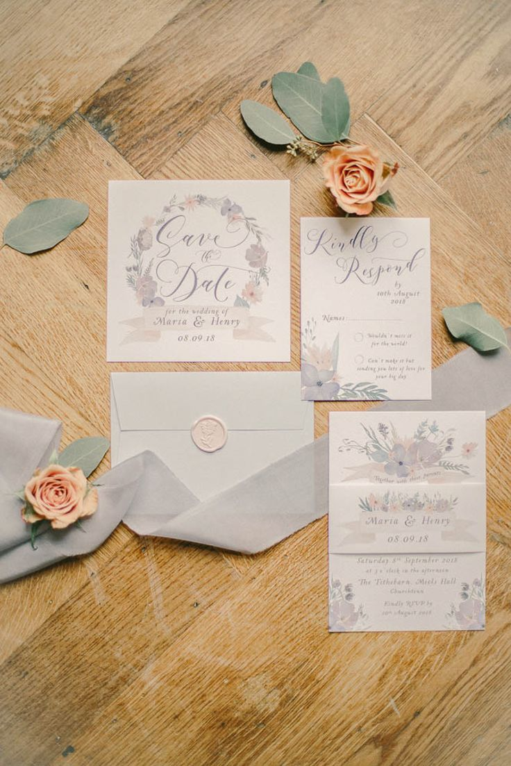 677 Best Wedding Stationery Invitations Images On Pinterest