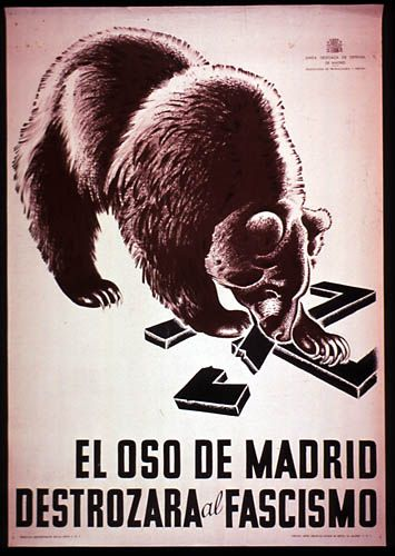 Spain - 1937. - GC - poster - @ Bites