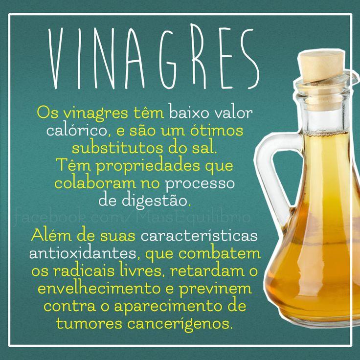 Conheça melhor os diversos tipos de vinagres e entenda a diferença entre eles!