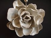 Plastic Spoon Rose  *fun and easy!*