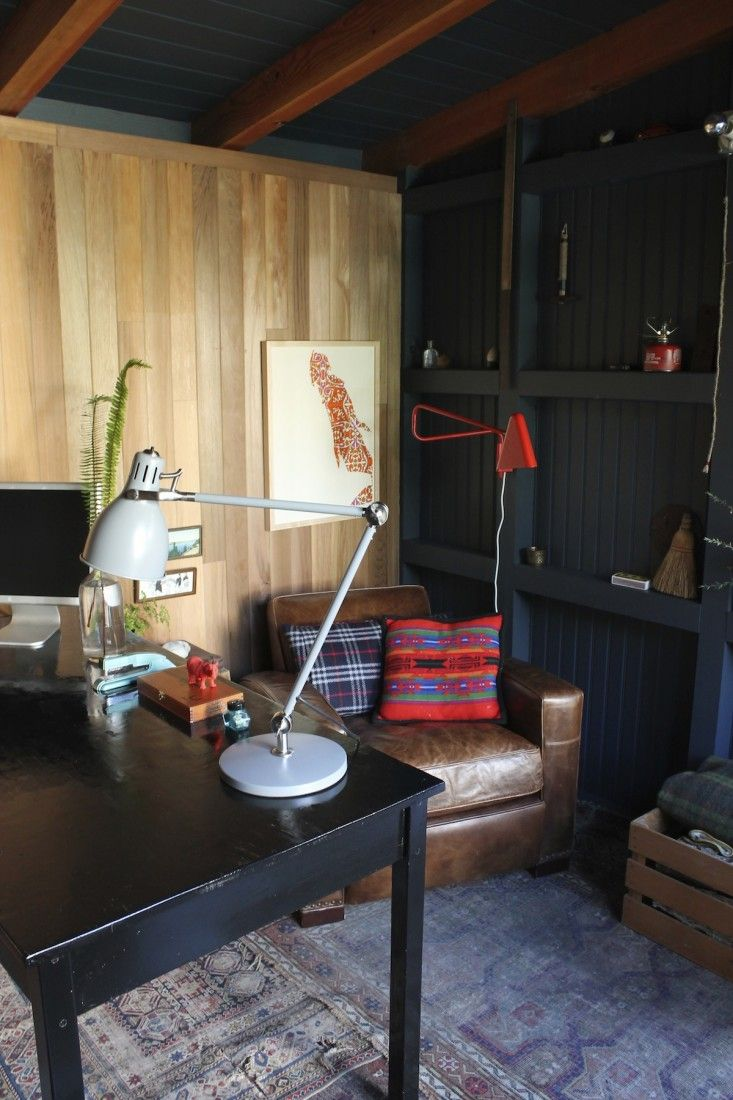 Winner of the 2014 Remodelista Considered Design Awards, Best Amateur-Designed Office Space, Caitlin Long in San Francisco | Remodelista
