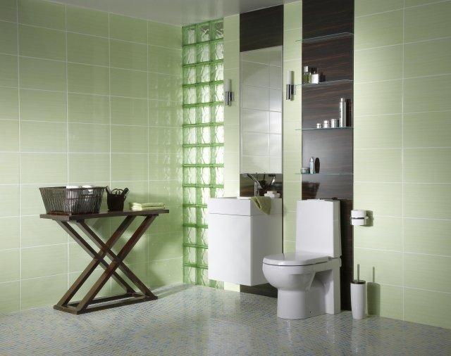 Kylpyhuoneet | TaloTalo | Rakentaminen | Remontointi | Sisustaminen | Suunnittelu | Saneeraus #kylpyhuone #moderni #vihreä #bathroom #modern #green #talotalo