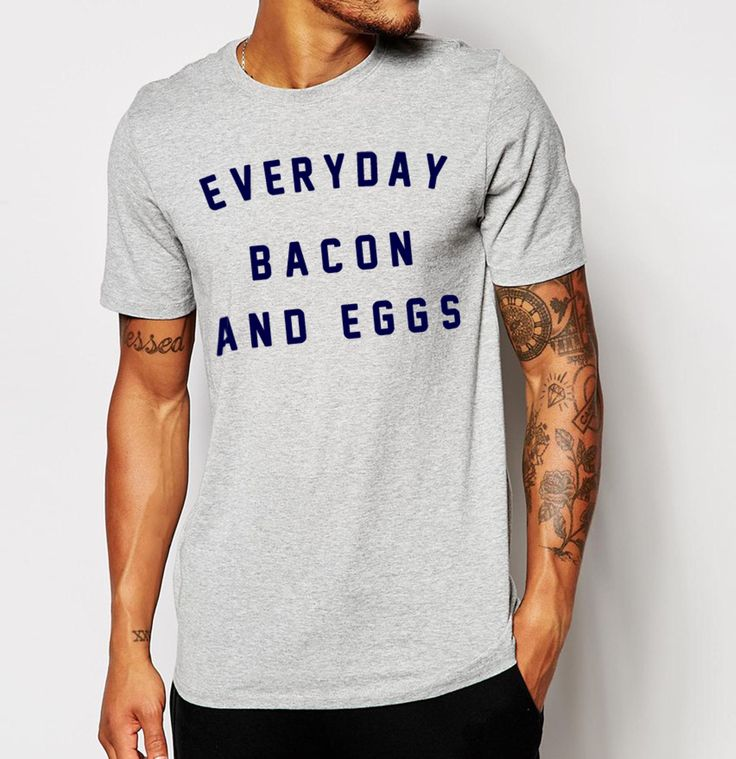 T-shirt Best Breakfast. You find it here: http://www.creatink.com/product/t-shirts/best-breakfast/ #top #tshirt #men #style