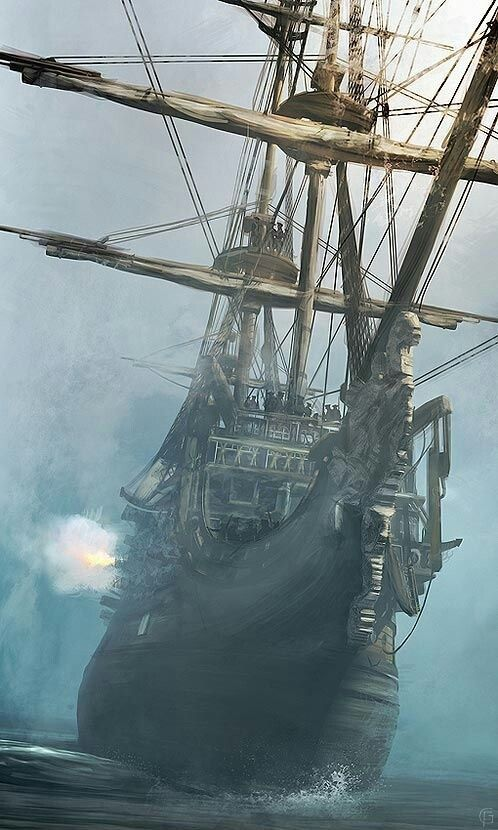 Now that's a Pirate Ship.                                                                                                                                                      More