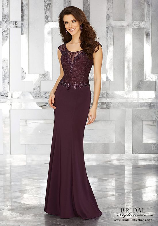 MGNY Evening Dress and Gown Collection | Bridal Reflections