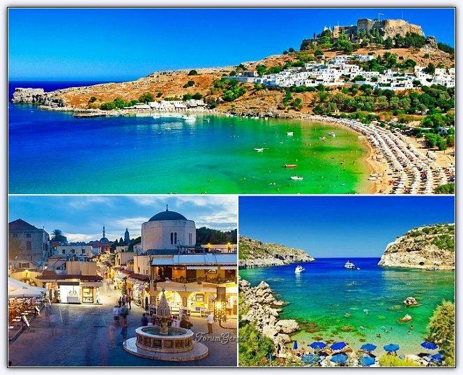 Üç Kıta Arasına Sıkışmış İnciler | Akdeniz Adaları - Forum Gerçek